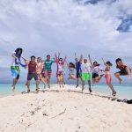 Great unwinding at Kalanggaman Island!